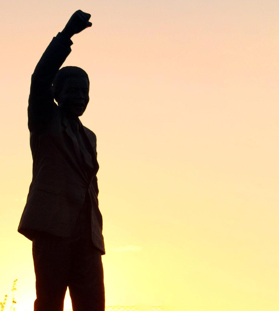 Mandela Statue Monument